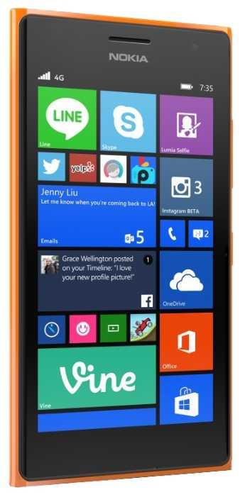 Замена динамика Nokia Lumia 735