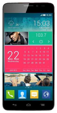 Ремонт Alcatel OneTouch IDOL X 6040D