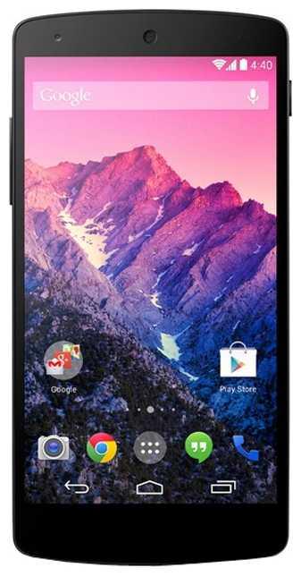 Ремонт Nexus 5 D821